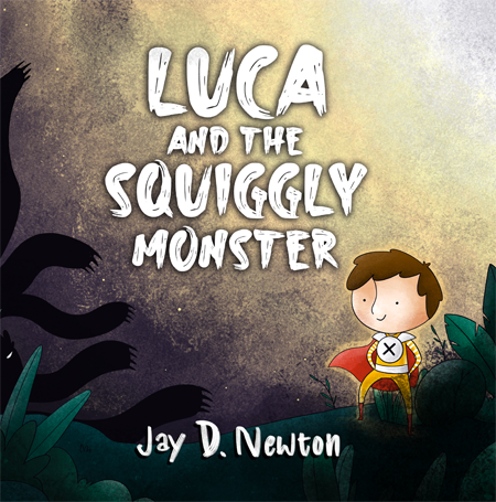Luca and the Squiggly Monster