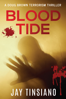 Blood Tide Tinsiano Thriller