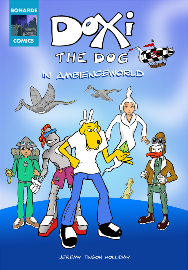 Doxi the Dog in Ambienceworld